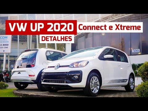 Novo VW UP TSI 2020 - Connect e Xtreme | Preços, Detalhes e Especificações