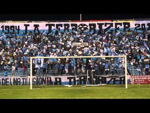 """Recibimiento Terrorizer 19-Sep-2015"" Barra: La Terrorizer • Club: Tampico Madero"