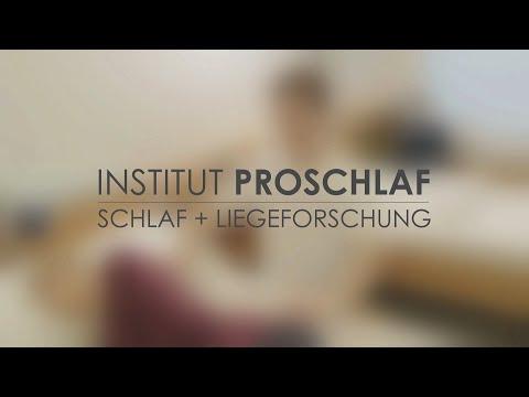 Institut Proschlaf - Schlaf + Liegeforschung