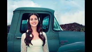Lana Del Rey - God Bless America - And All The Beautiful Women In It (Official Instrumental)