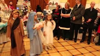 Otwarcie IX Kiermaszu Bożonarodzeniowego w Iwoniczu-Zdróju