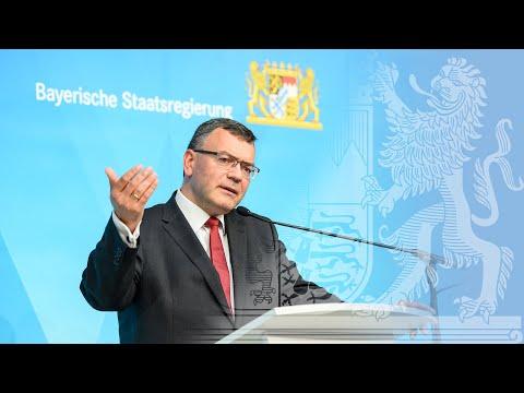 Pressekonferenz vom 01.10.2020 - in Deutscher Gebärdensprache