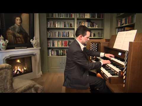 Johannus Rembrandt 350 blank eiken