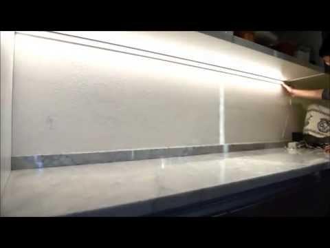 Come illuminare efficacemente la cucina in meno di 5 minuti
