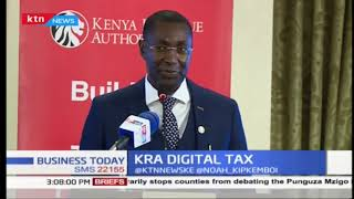KRA has turned its focus to digital businesses to grow revenue