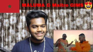 GIMS, Maluma   Hola Señorita (Maria) | REACTION