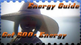 Black Desert Online - ENERGY GUIDE - GET 500 ENERGY OR MORE
