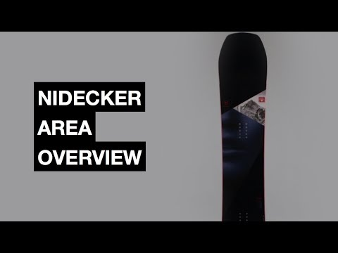 Nidecker Area 2017-2018 Snowboard Review | The Snowboard Asylum