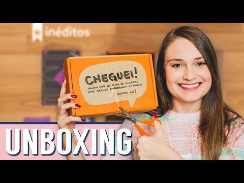 Unboxing TAG INÉDITOS | Edição Março 2020