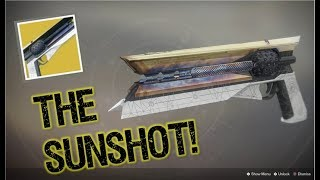 how to get the sunshot destiny 2 - Free video search site