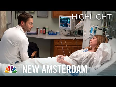 recent Guest Spot on New Amsterdam NBC