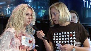 San Diego Comic Con 2014 - Test your Orphan Black I.Q