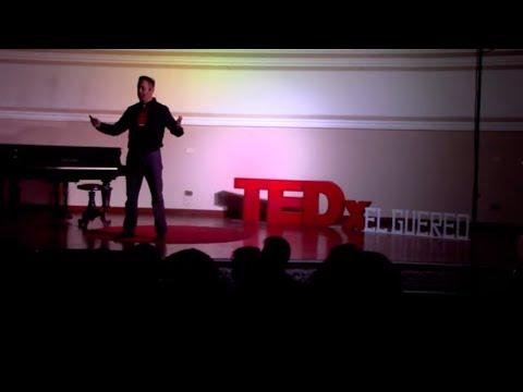 Atrévete a servir  | Roberto Javier Cuellar Maldonado | TEDxElGuereo
