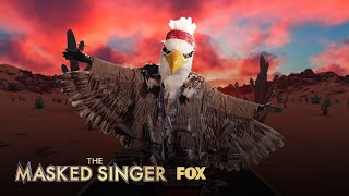 Who Is Eagle? | Season 2 | THE MASKED SINGER
