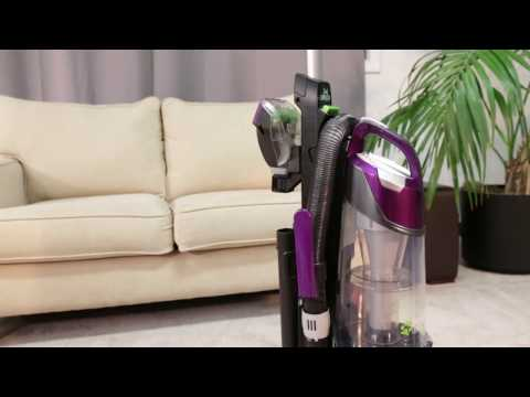 PowerGlide® Lift-Off® Pet Plus - Above Floor Cleaning Video | 2043