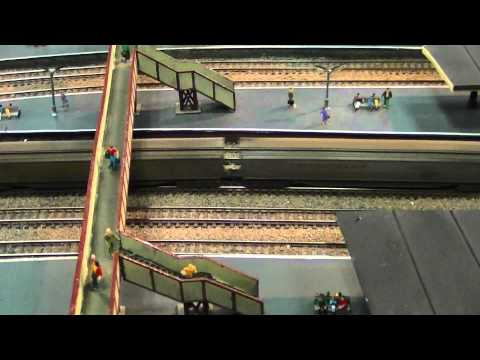 Peterborough Model Railway Exhibition 2011 HD