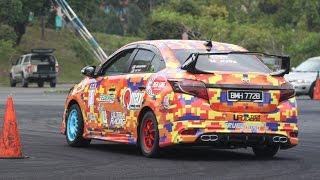 Toyota Vios 2015 Race Machine