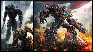 Transformers: The Last Knight - Bumblebee & Optimus Prime Combine?! (Rumor)