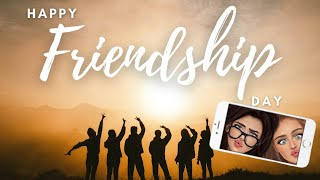 Happy Friendship Day 2020 Images WhatsApp Status Wishes Date Messages Quotes Pic #happyfriendshipday