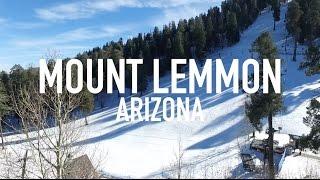 Mount Lemmon | Arizona