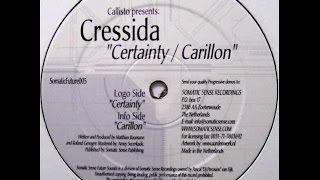 Callisto Pres. Cressida – Certainty (Original Mix)