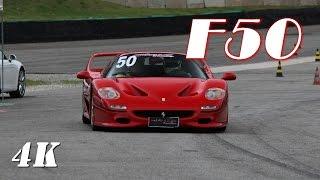 PO – Ferrari F50, única do Brasil