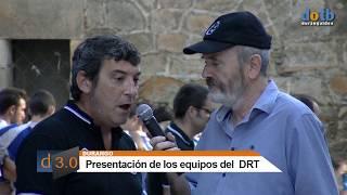 dotb el DRT presenta a sus equipos 29-09-2017
