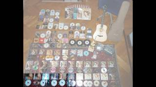 My Taylor Swift music collection (World largest Taylor's collection? 63 CDs/DVDs and more)