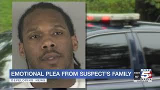 Triple Homicide Suspect's Daughter Makes Plea