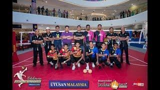 Kejohanan Sepak Takraw Utusan 2017 - Bawah 16 Tahun (SSMT A Vs DFZ MSS Penang B)