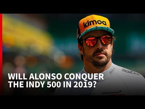 Image: Why will the 2019 Indy 500 will be harder for Alonso?