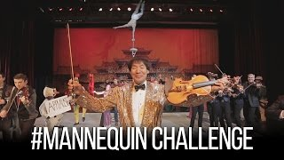 Branson's Mannequin Challenge! Video