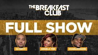 The Breakfast Club FULL SHOW - 10-19-21