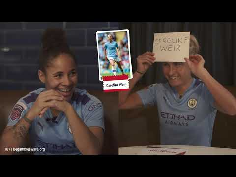 Steph Houghton, Jill Scott & Demi Stokes | Heads Up!