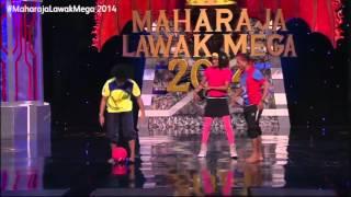 Maharaja Lawak Mega 2014   Kerusi Panas 2 (Zero)