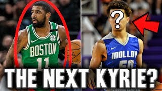 The NBA Needs To Get Ready For The Best Player In High School | Kyrie Irving With Westbrook Dunks