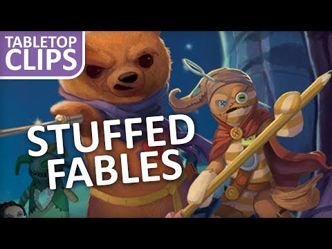 Stuffed Fables A Bedtime Dungeon Crawl for ALL Ages
