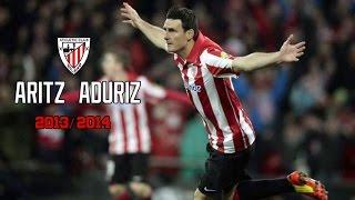Aritz Aduriz 18 goles 2013/2014