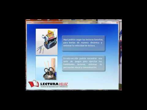 Lectura Veloz con Software DINAMO
