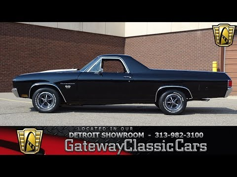 Video of '70 El Camino - M8C6
