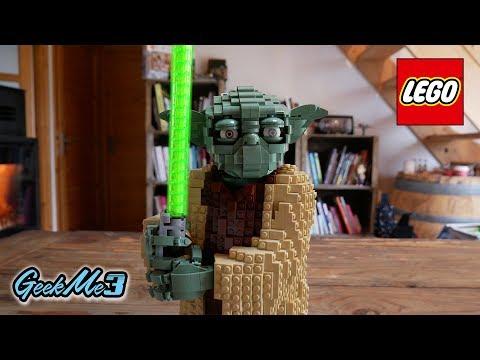 Vidéo LEGO Star Wars 75255 : Yoda