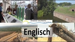preview picture of video 'Imagefilm Kreis Düren (Englisch)'