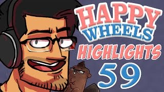 Happy Wheels Highlights #59