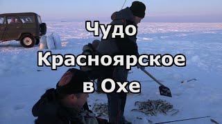 Рыбалка на сахалине отчет за февраль