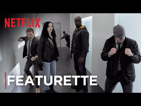 Marvel's The Defenders (Promo 'Marvel Heroes')
