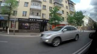 Курган, улица Ленина, май 2017