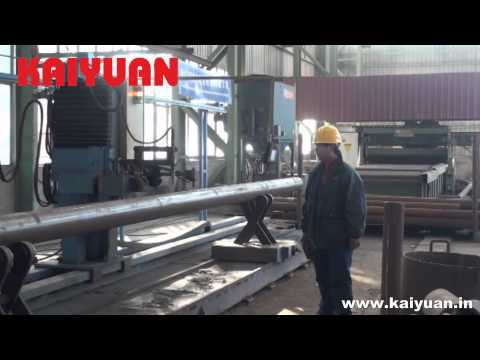 7 Axis CNC Pipe Cutting Machine