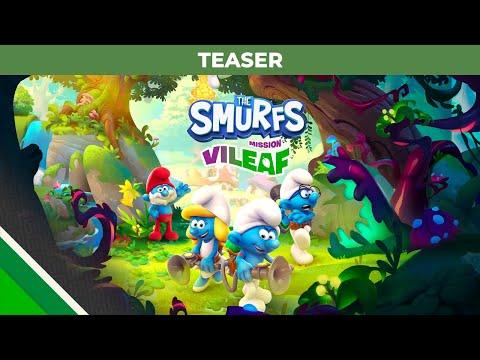 Видео № 0 из игры Smurfs: Mission Vileaf - Коллекционное Издание [Xbox]