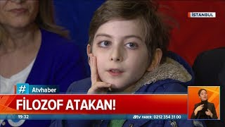 Filozof Atakan! - Atv Haber 19 Şubat 2020