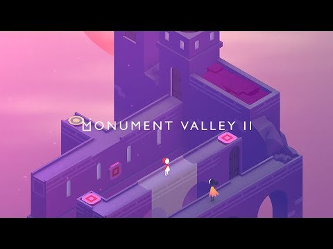 Vídeo do Monument Valley 2